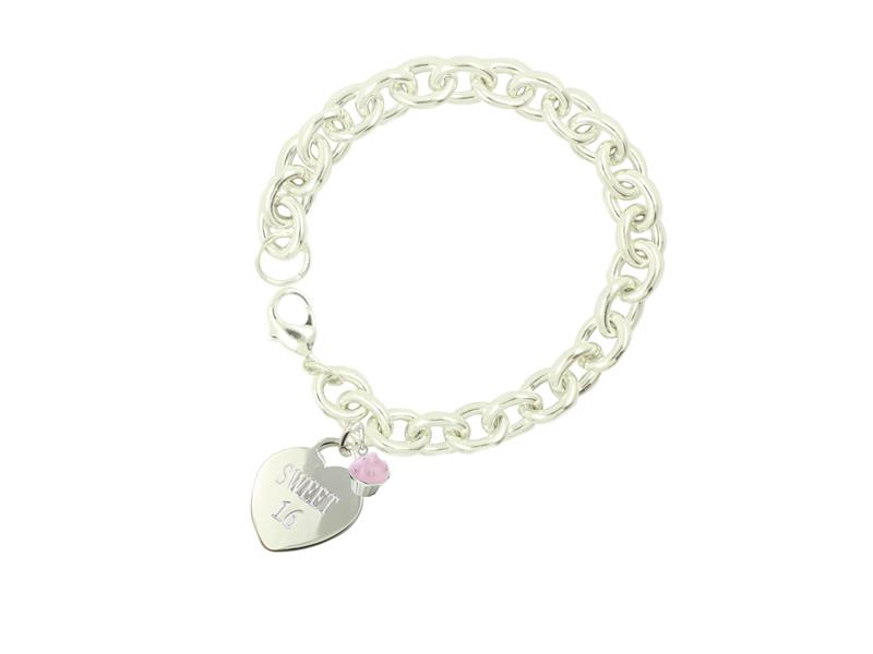 Bracelets Why Pay More Than 49 For Silver Sweet 16 Gifts
